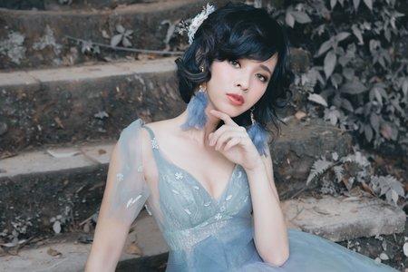 仙仙風婚紗