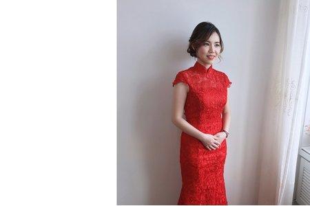Hsuan 曉璇 / 文定造型 / 新娘秘書 /清新自然/精緻妝容