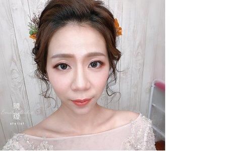 Hsuan 曉璇 / 自助婚紗 /側拍分享 / 清新自然/精緻妝容