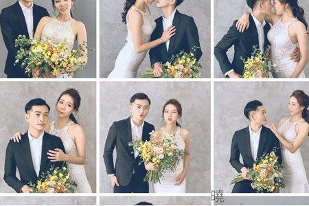 Hsuan 曉璇 / 自助婚紗 / 側拍分享 /精緻妝容
