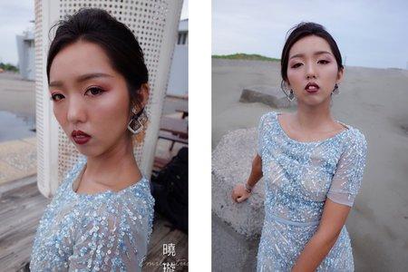 Hsuan 曉璇 /自助婚紗/清新自然/精緻妝容