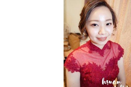 Hsuan 曉璇 /新娘秘書 /清新自然/精緻妝容