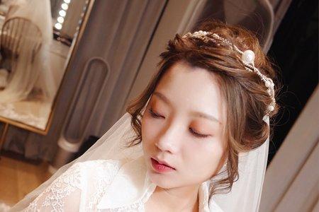 第一次進場造型 / 新秘 曉璇 Hsuan / 自然風格 / 精緻妝容