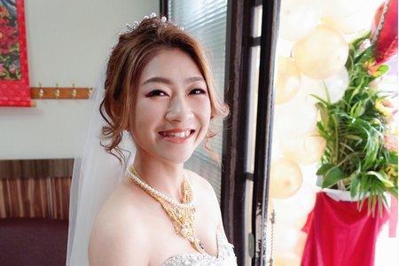小琉球結婚午宴3造型 / 新秘 曉璇 Hsuan / 精緻妝容