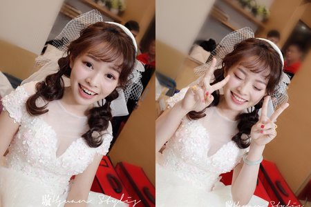 Make up & stylist 曉璇 Hsuan / 結婚宴客 / 精緻妝容