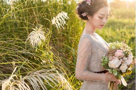Emily Tsai 美妝造型團隊-曉璇 / 個人寫真 / 精緻妝容