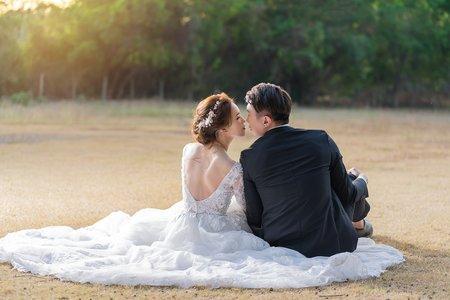 Emily Tsai 美妝造型團隊-曉璇 / 婚紗作品