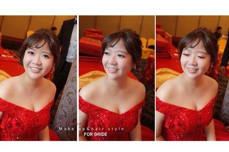 文定/歸寧  2造型 短髮新娘