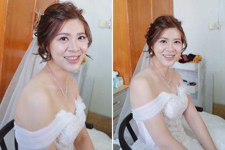 結婚 / 清新明亮妝容