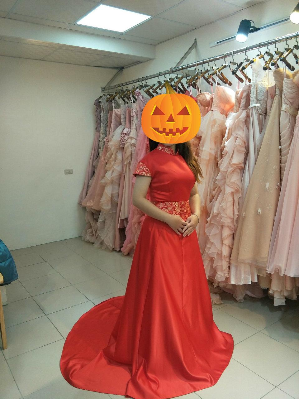伊頓自助婚紗攝影工作室(台北西門店),【婚紗】挑拍照禮服紀錄分享 伊頓-小漾