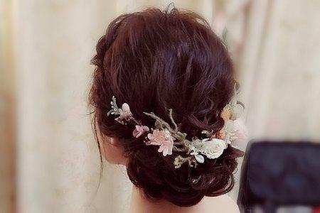 Sunny婚禮美妝質感造型設計