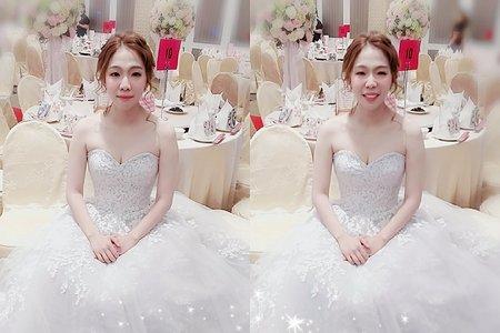 Bride慶樺~Sunny婚禮美妝質感造型設計