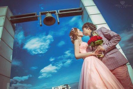 東部婚攝推薦 | 宜蘭冬山河香格里拉 | 有讓 + 巧惞