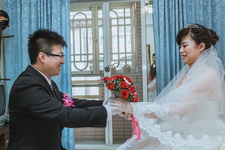 『嘉義婚攝』邦宸&佳蓉結婚婚禮紀錄