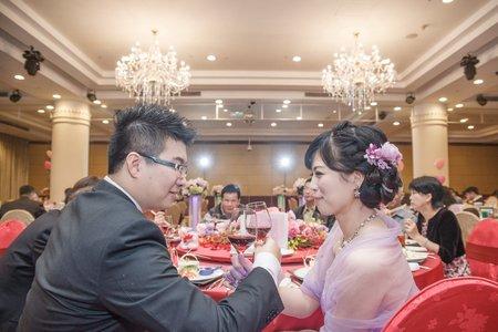 『嘉義婚攝』邦宸&佳蓉宴客婚禮紀錄