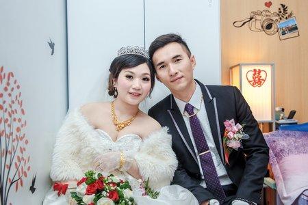 『高雄婚攝』景翔&佩函迎娶婚禮紀錄