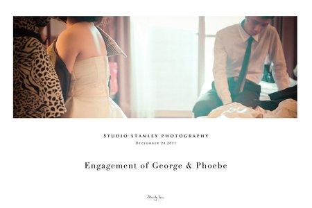 George & Phoebe