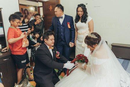 婚禮記錄(拍照+微錄影記錄)