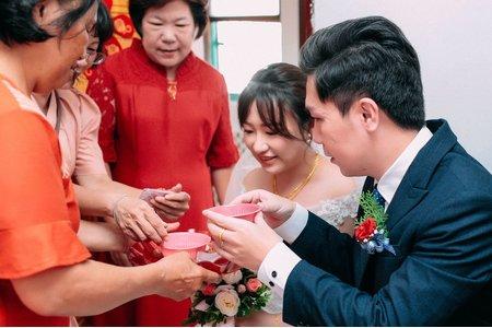 2020-0808  迎娶婚宴