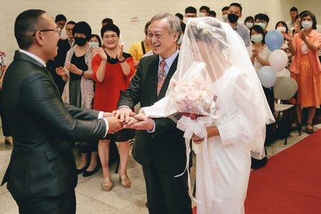 2020-0822  結婚感恩禮拜