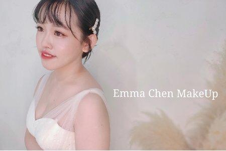 陳艾瑪Emma Chen婚禮造型 _ 婚紗/寫真