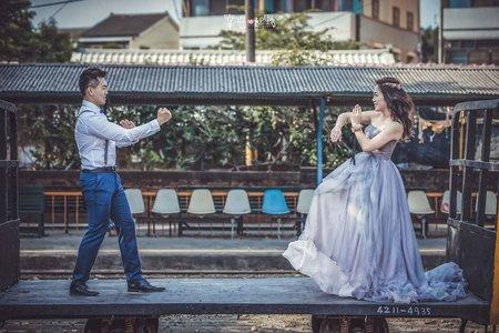 自主婚紗-嘉義東石