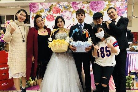 107.1.14結婚大喜(婚禮紀錄)