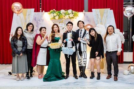 108.1.13婚禮晚宴