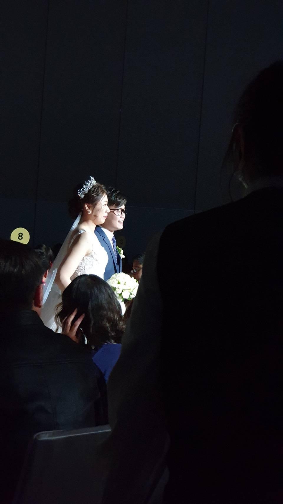 新竹豐邑喜來登大飯店,2019/11/23 東館三樓宴會廳I 午宴