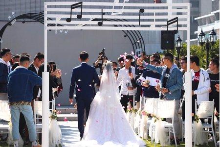 啟動幸福,專屬戶外證婚儀式