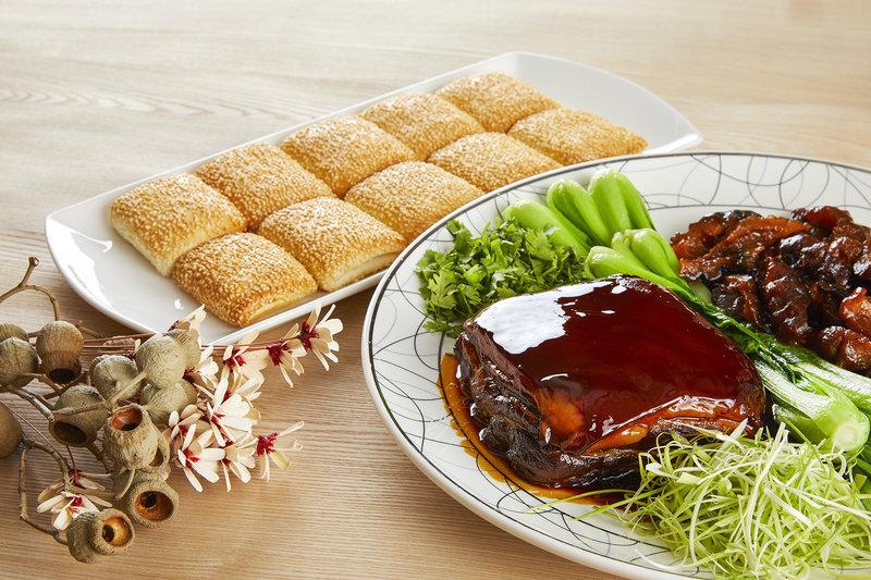 東坡肉燴烏參