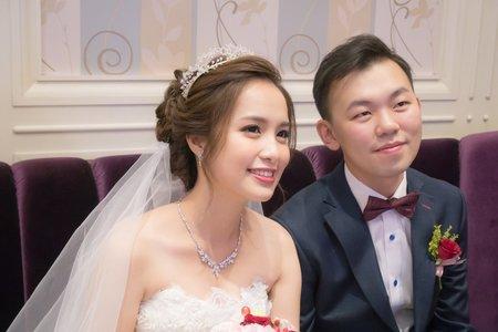 新娘秘書宴客造型側拍 婚禮紀錄