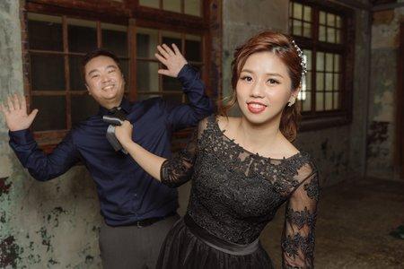 新娘造型自助婚紗 綺綺