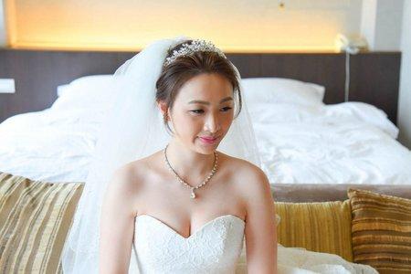 新娘造型髮型推薦 訂結同天