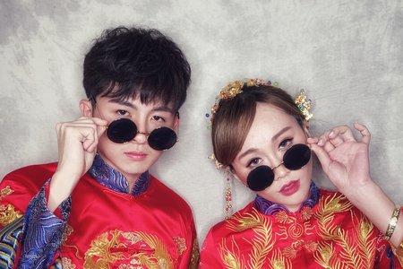中式潮流創作