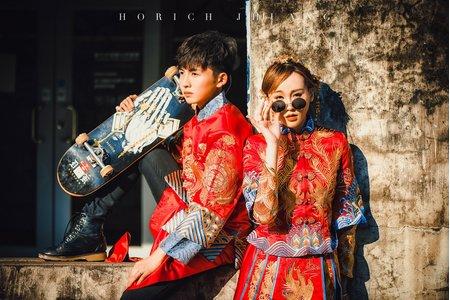 秀和服時尚創作