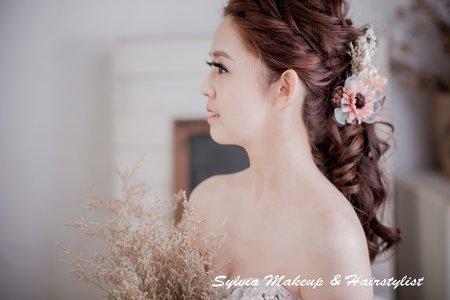 ✨新娘妝髮3造型✨