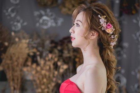 新娘妝髮4造型