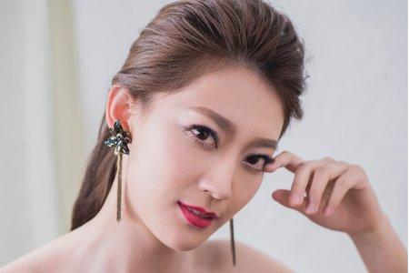 新娘妝髮5造型