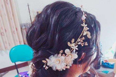 黑髮新娘-恩粲文定