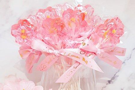 櫻花水晶糖