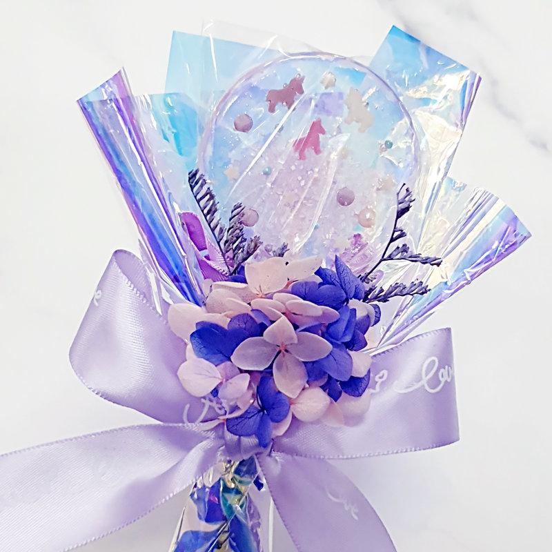 小仙女的水晶花束-共五款作品
