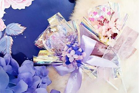 小仙女的水晶花束-共五款