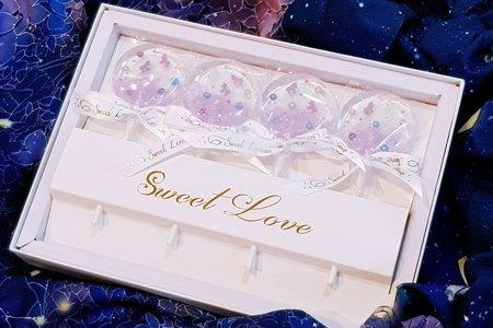 水晶糖禮盒