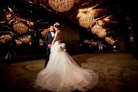 【婚紗攝影】貴氣ˍ創意