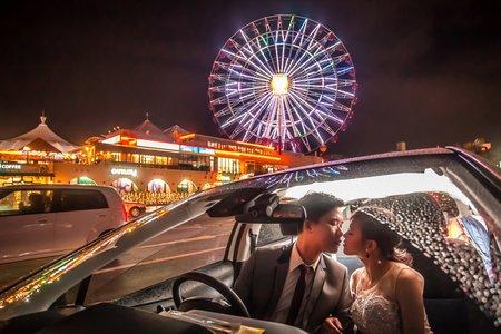 【沖繩海外婚紗】海外ˍ創意