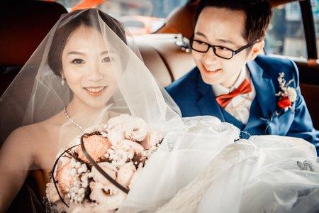 【婚禮紀錄】王振宇林書安婚禮