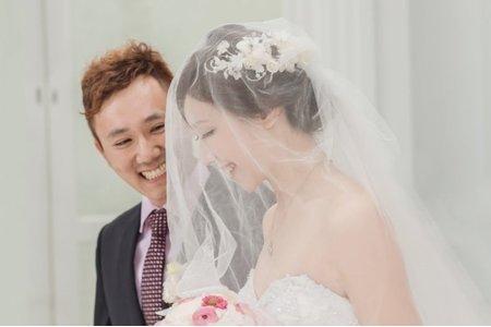 奕竹教堂戶外婚禮