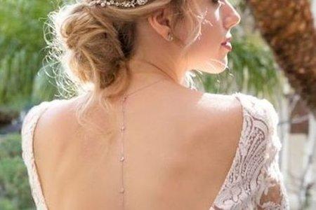 新娘美背課程~美美穿出優雅白紗!