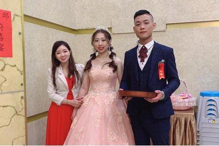 江&邱訂結婚禮❤️